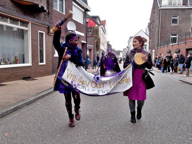 Vrauwe vöär Vrauwe in Carnaval 2016 Vaals